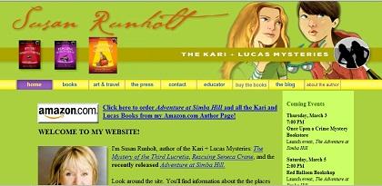 image links to susan runholt website